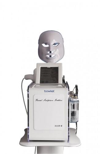 New Arrival China Ultrasonic Cavitation Generator - 7in1 Oxgen facial machine | Modle:HL-X11D – Bowei