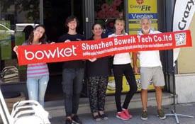 Bowkets R & D team won two…